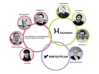 Konstellation Team berchtoldkrass und Partner