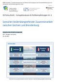 cover vom Policy Brief 6